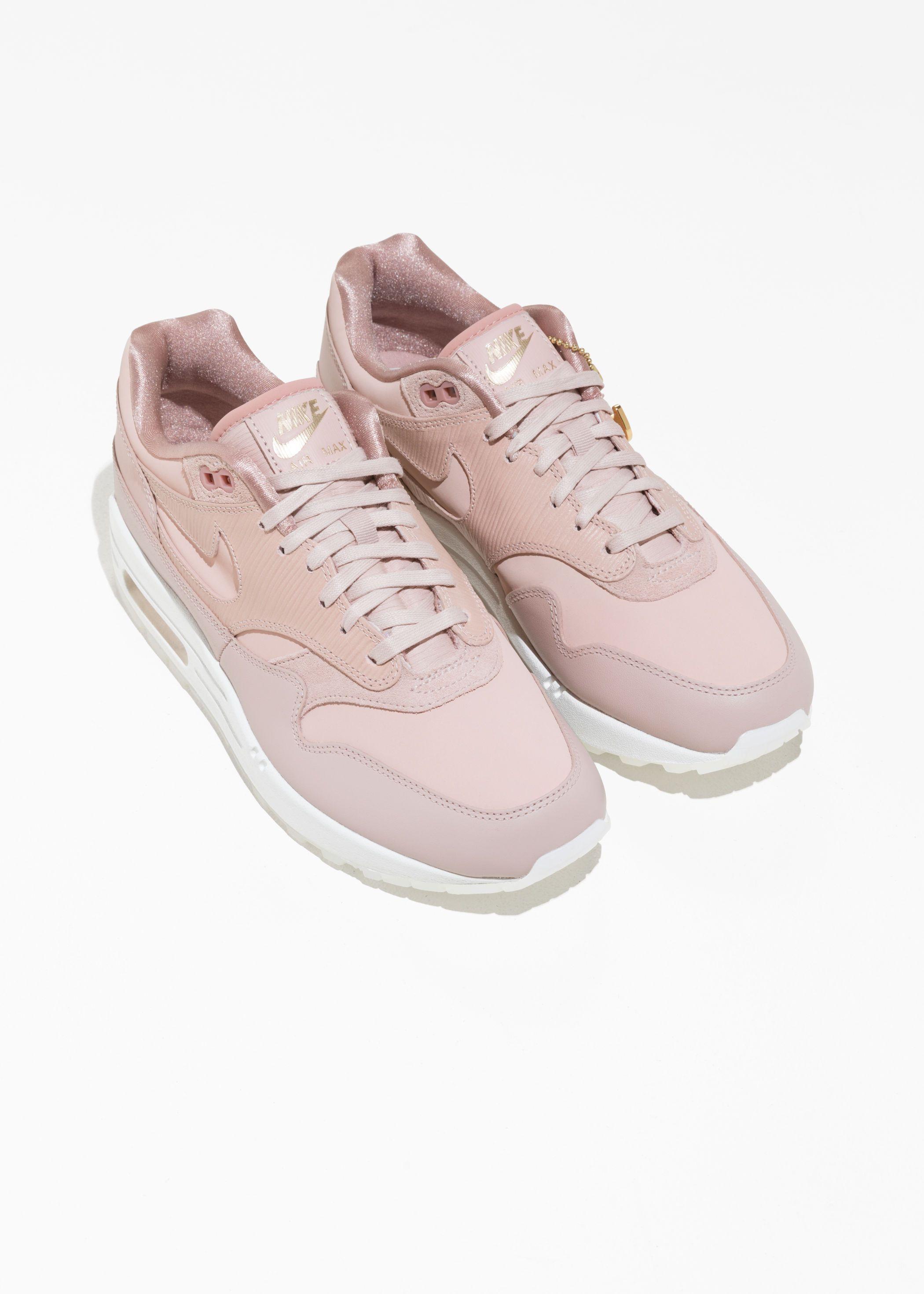 promo code be3d5 a8f17 Nike Air max 1 PRM - Salmon - Nike
