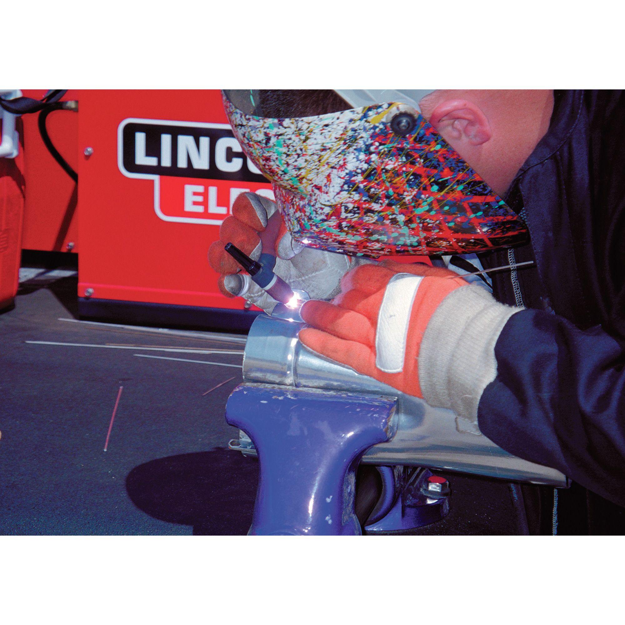 Lincoln Electric Precision Tig 225 Ac Dc Tig Welder Ready Pak 230v Model K2535 1 Tig Welder Tig Welding Arc Welders