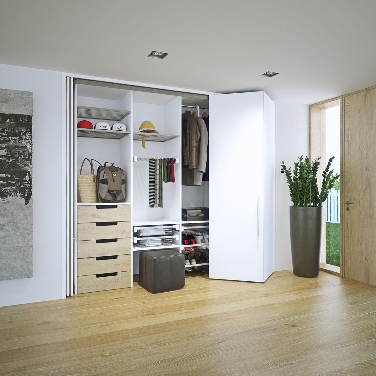 Making space u folding concepta by häfele wall decor