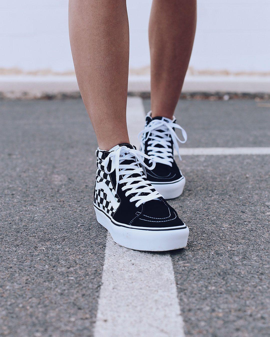vans mujer zapatillas platform