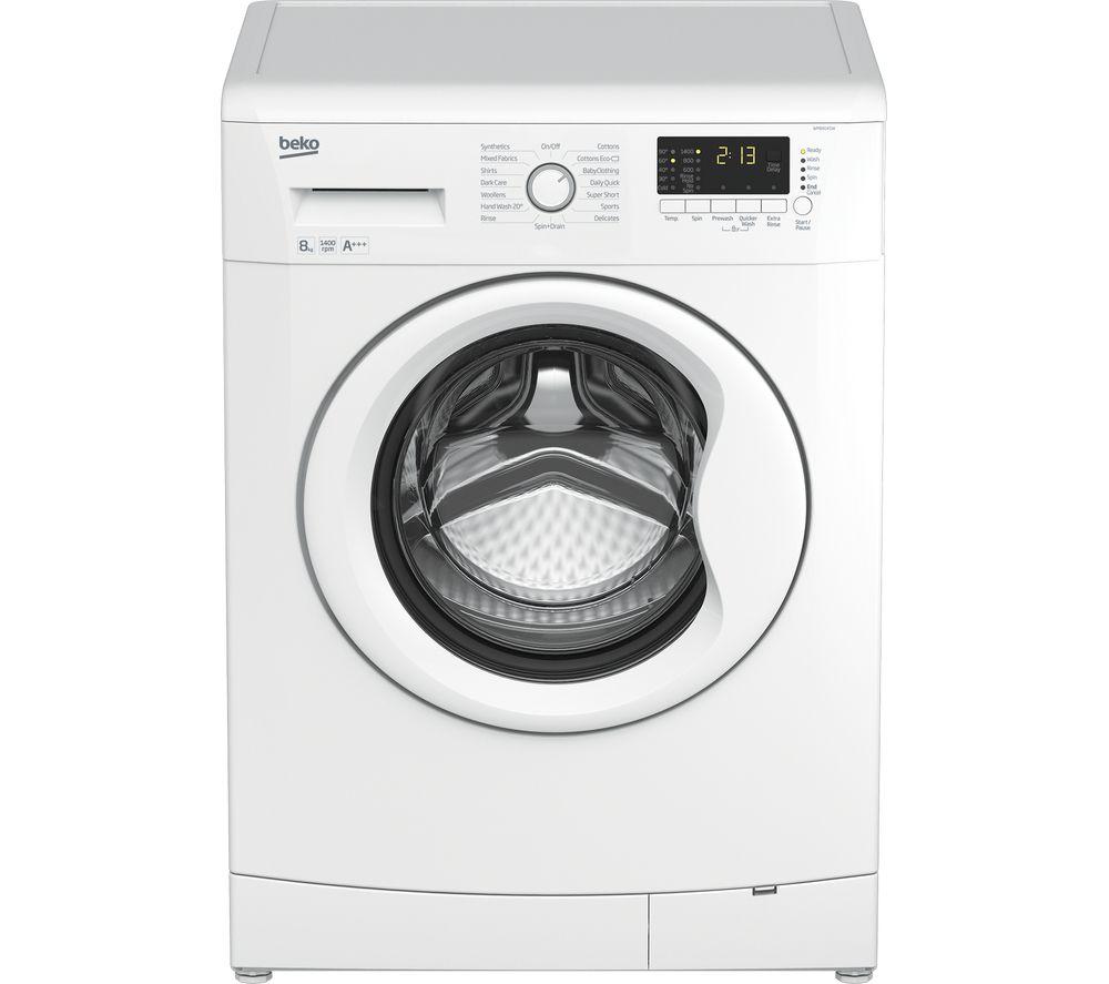 BEKO WM84145W Washing Machine   White