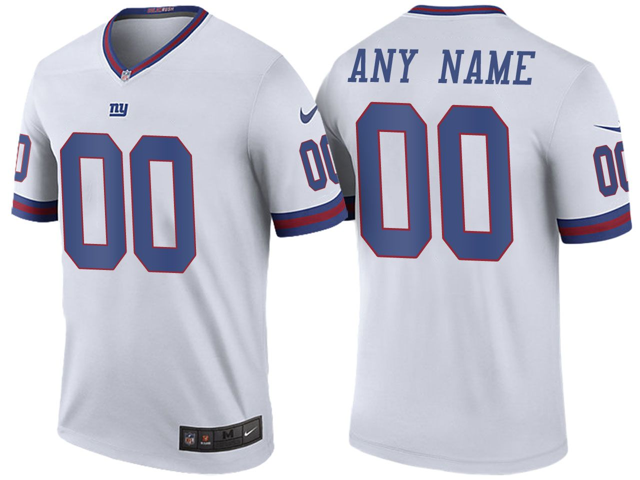 eli manning color rush jersey