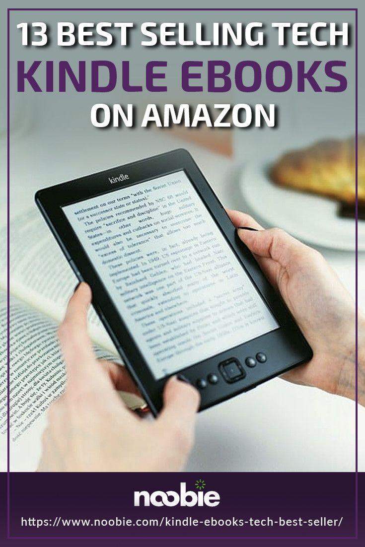 13 Amazon Best Seller Tech Kindle eBooks Kindle, Kindle
