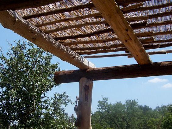 Telephone Pole Projects Google Search Pergola Outdoor Spaces Pergola Backyard Pavilion