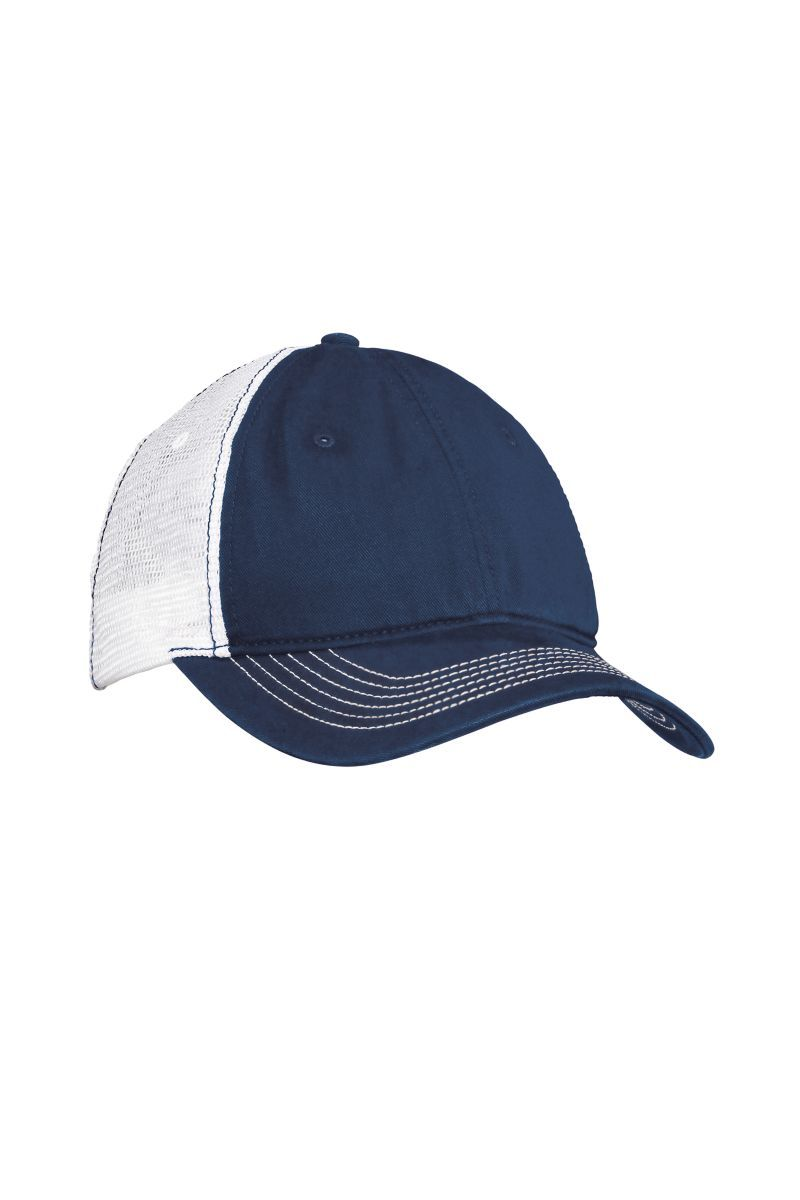 BlankShirts.com: District DT607 Mesh Back Cap.
