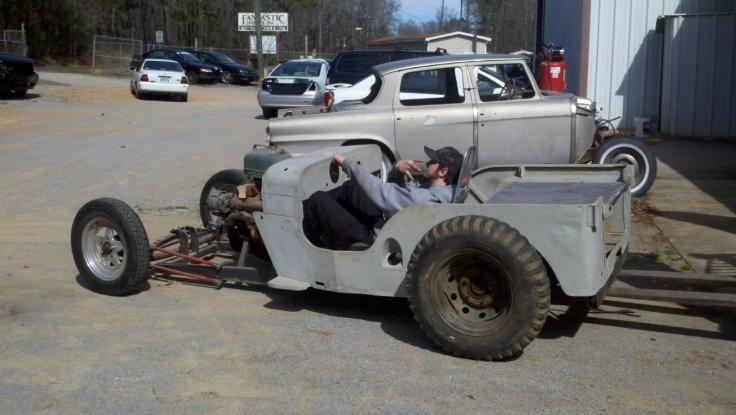 Jeep Rat Rods Rat Rod Jeep Rat Rod Jeep