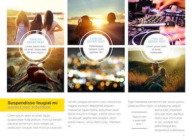 Template Album Foto Choice Image - Template Design Ideas