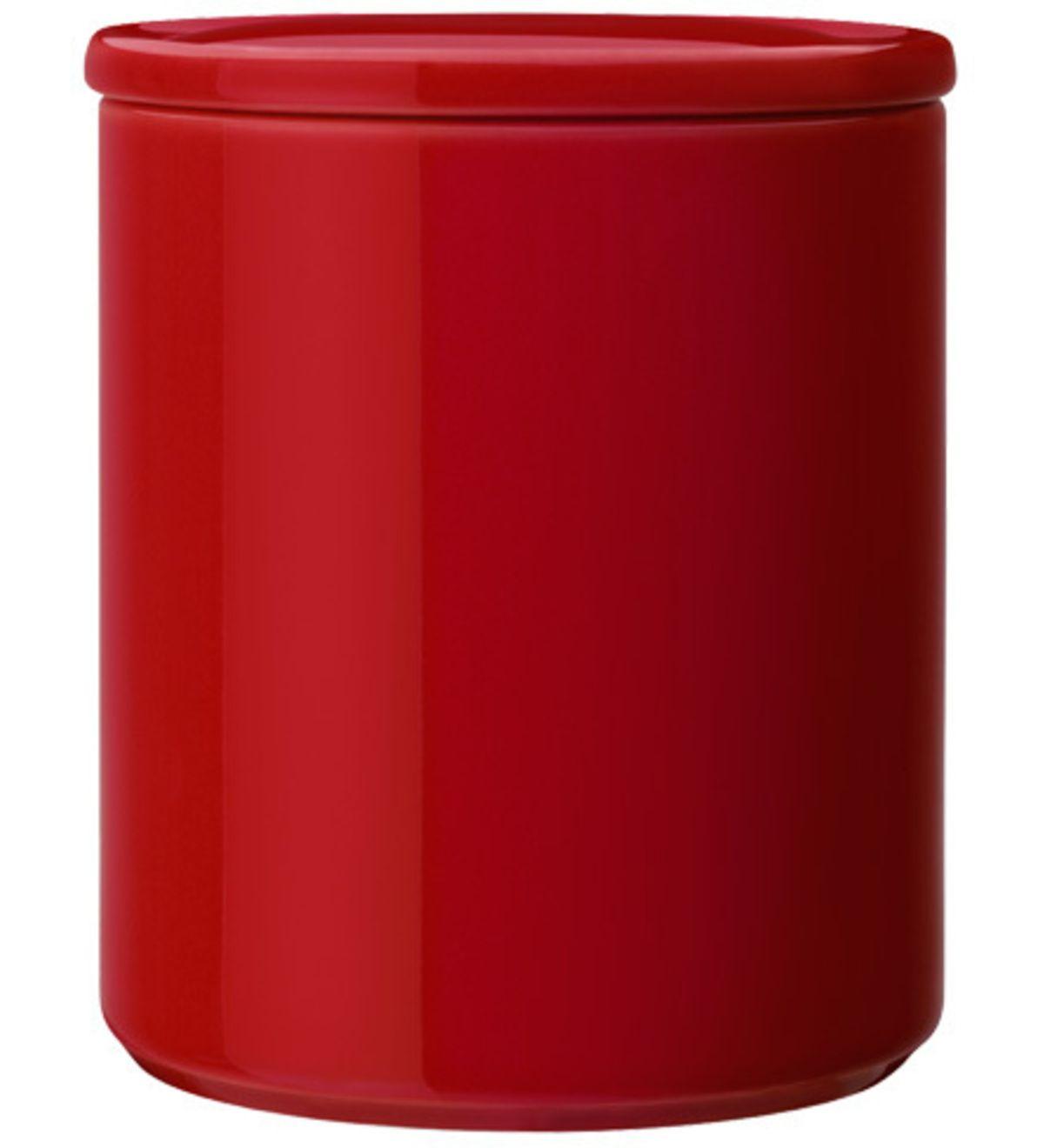 Iittala Purnukka 120 mm punainen purkki | Karkkainen.com verkkokauppa 20,90 e