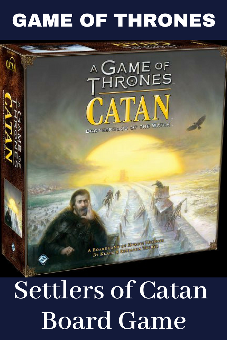 Settlers Of Catan Board Game Game Of Thrones Version With Catan You Will Never Be Bored Again Boardgame Game Ad Catan Board Game Catan Catan Board