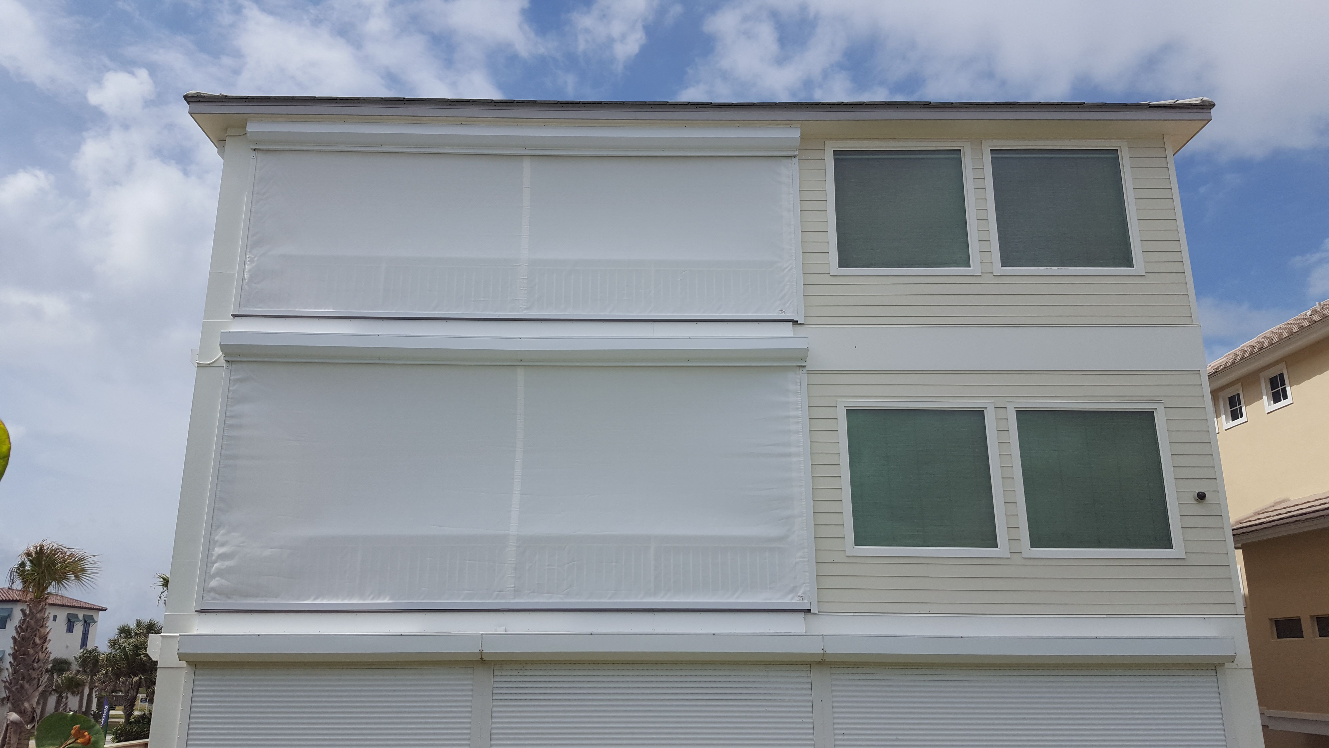 Roll Down Hurricane Screens Protection You Can See Through Free Estimate Roller Shutters Hurricane Shutters