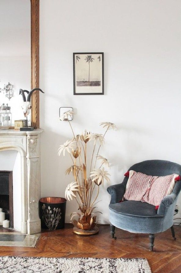 22 Superb Eclectic Parisian Decor Ideas For Your Chic Home Style