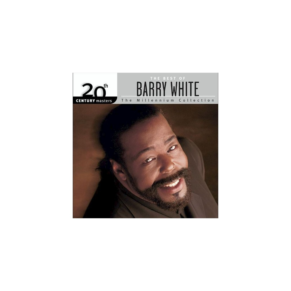 Barry White - 20th Century Masters: The Millennium Collection (CD)