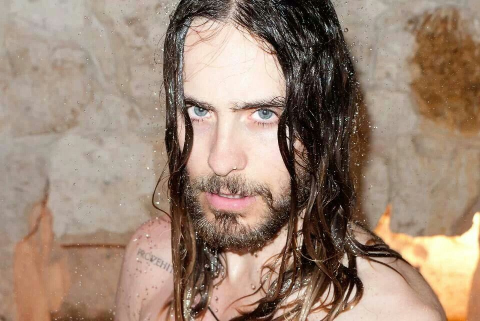 Getting wet | Jared leto, Terry richardson, Terry