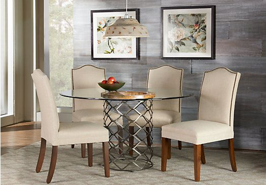 Shop For A Negril 5 Pc Dining Room At Rooms To Gofind Dining Inspiration Rooms To Go Dining Room Set 2018