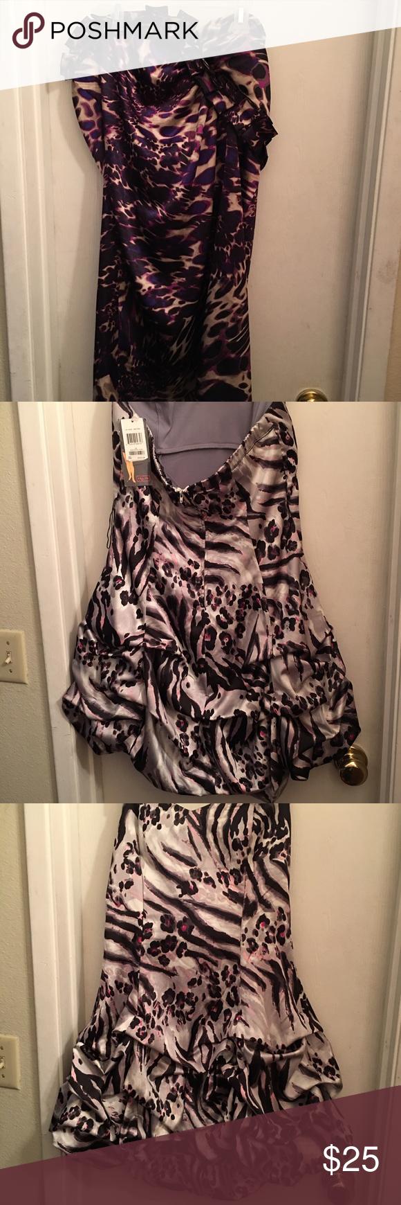 Great prom dress new swisher bottom. So cute | Jessica simpsons ...