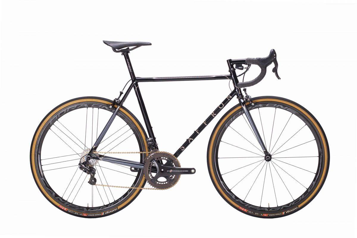 Saffron Frameworks Martin\'s Gilco & 953 Classic Bicycle This ...