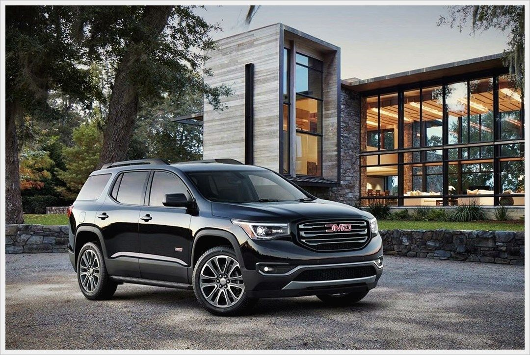 2020 Gmc Acadia Denali Refresh And Changes Future Cars 2020 2021