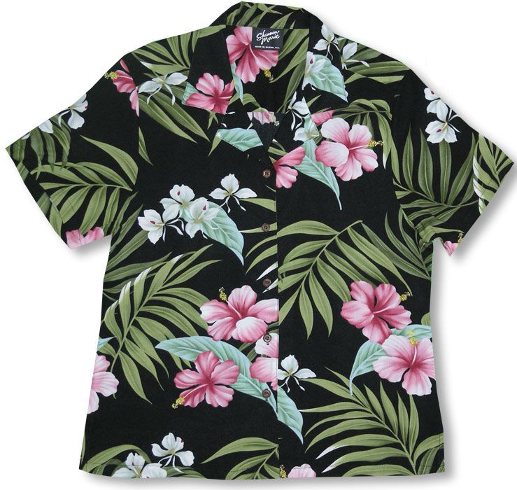 Hawaiian shirts for women | Women's Hawaiian Shirts