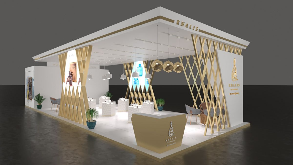 Home Design Gate Ideas: Khalis Perfume Proposed Design On Behance