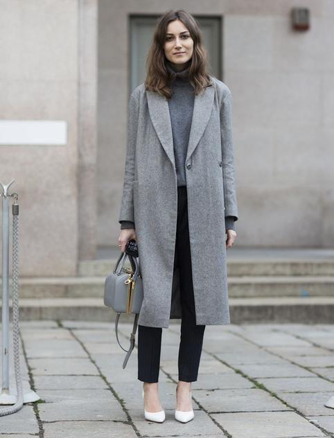 basicos look minimalista
