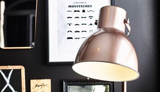 Standleuchten wohnzimmer ~ Ikea Österreich sanftes warmes licht in einem wohnzimmer u a