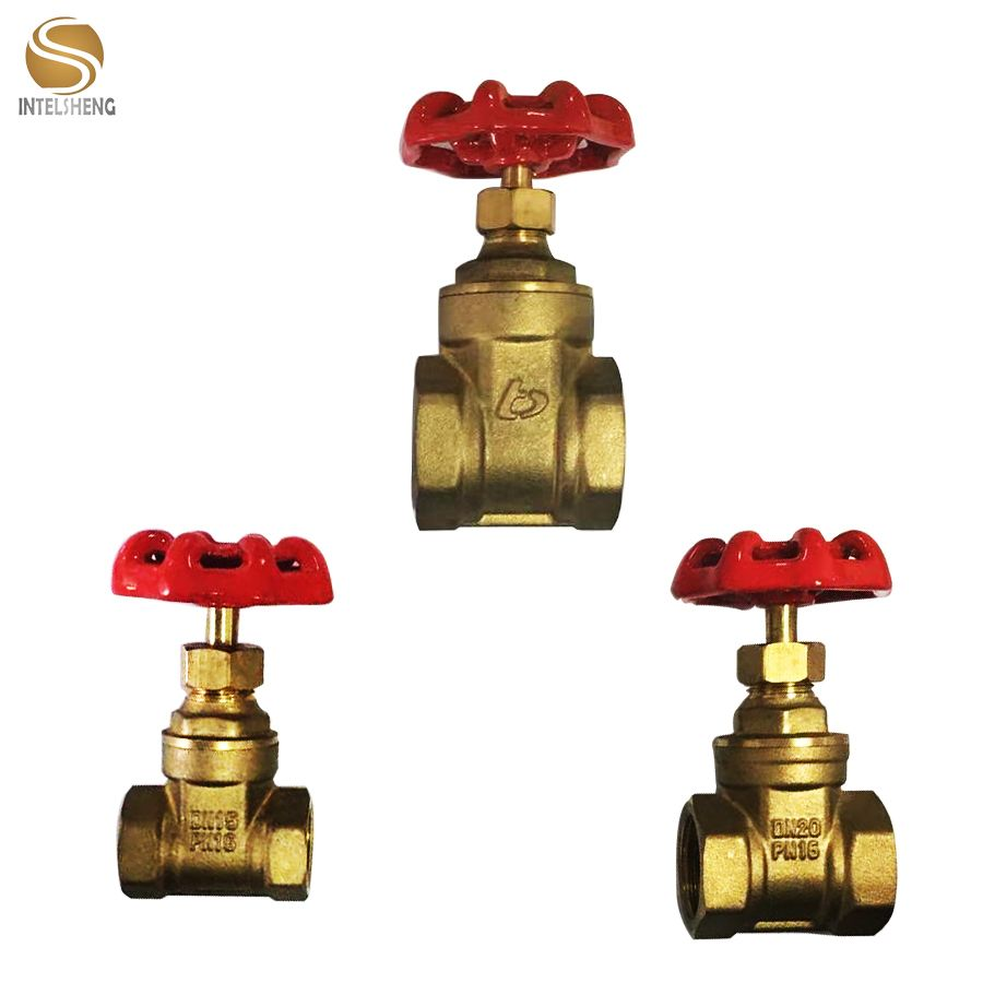 1 2 2 Inch Forged Brass Water Gate Valve Gate Valve Novelty Lamp Forging