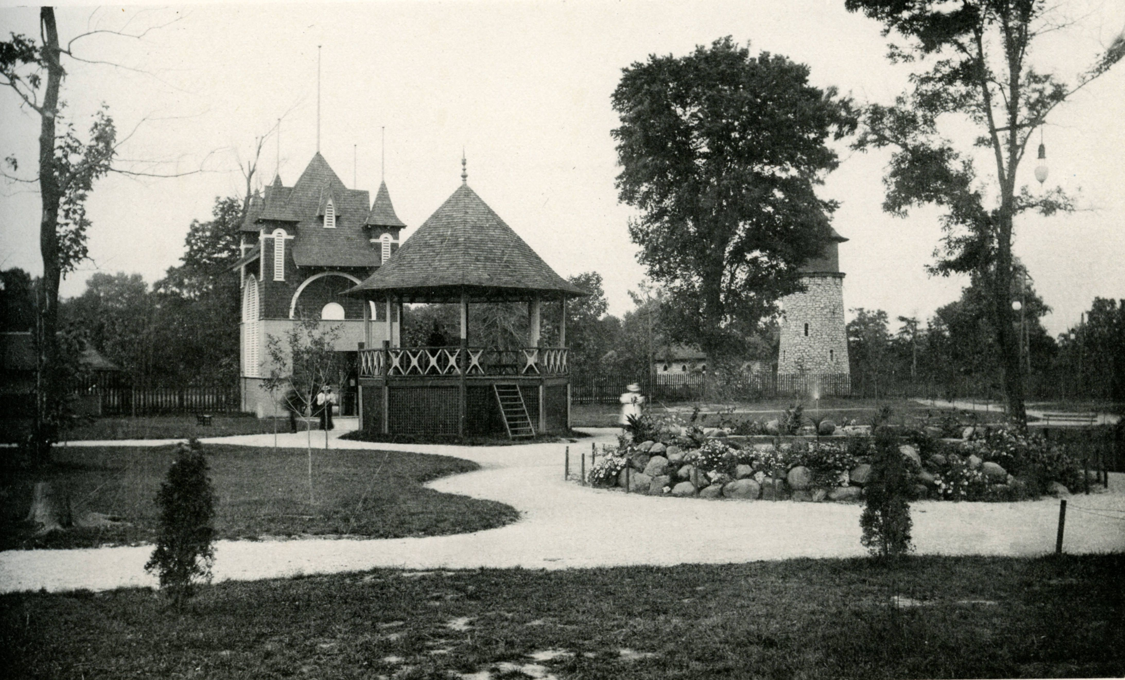 Days Gone By The Amusement Parks Of Columbus What Ever Happened