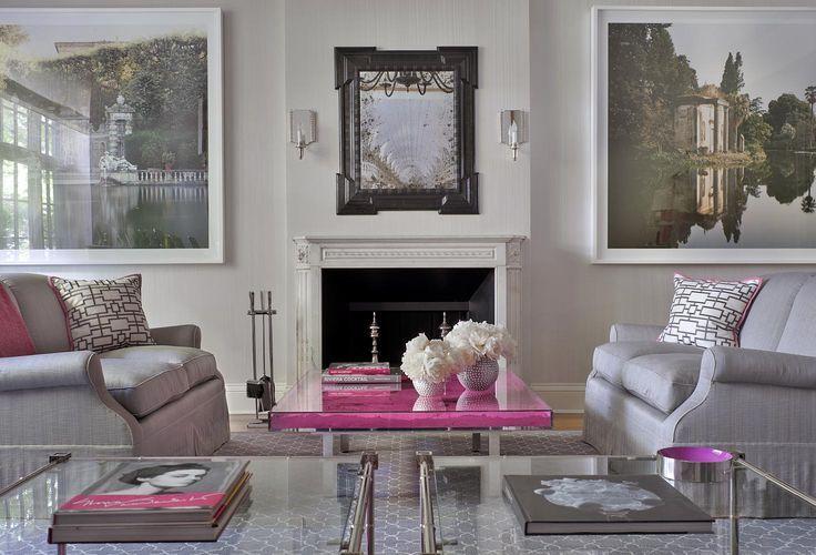 The Houses Of Dear Carolina Bunny Chic Living RoomGrey