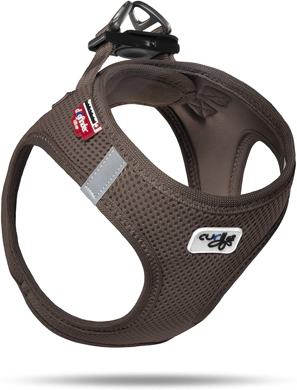 Cinturón De Arnés De Chaleco De Seguridad Para Mascotas Ajustable Torácica Garantiza La Maxima Libertad De Movimiento Ideal P Arnes Para Perros Arnes Perros