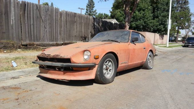 1973 Inland Empire California Datsun Datsun 240z Empire