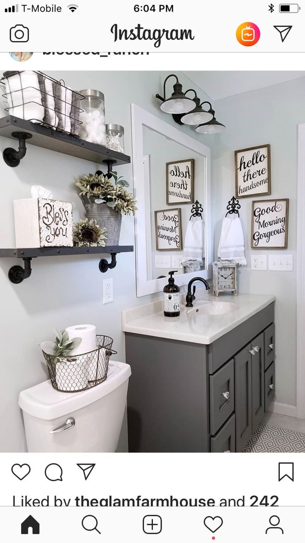 Photo of Dark gray cabinets