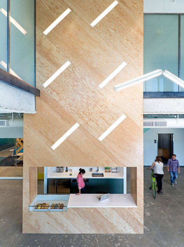Interiors · worlds coolest offices evernote