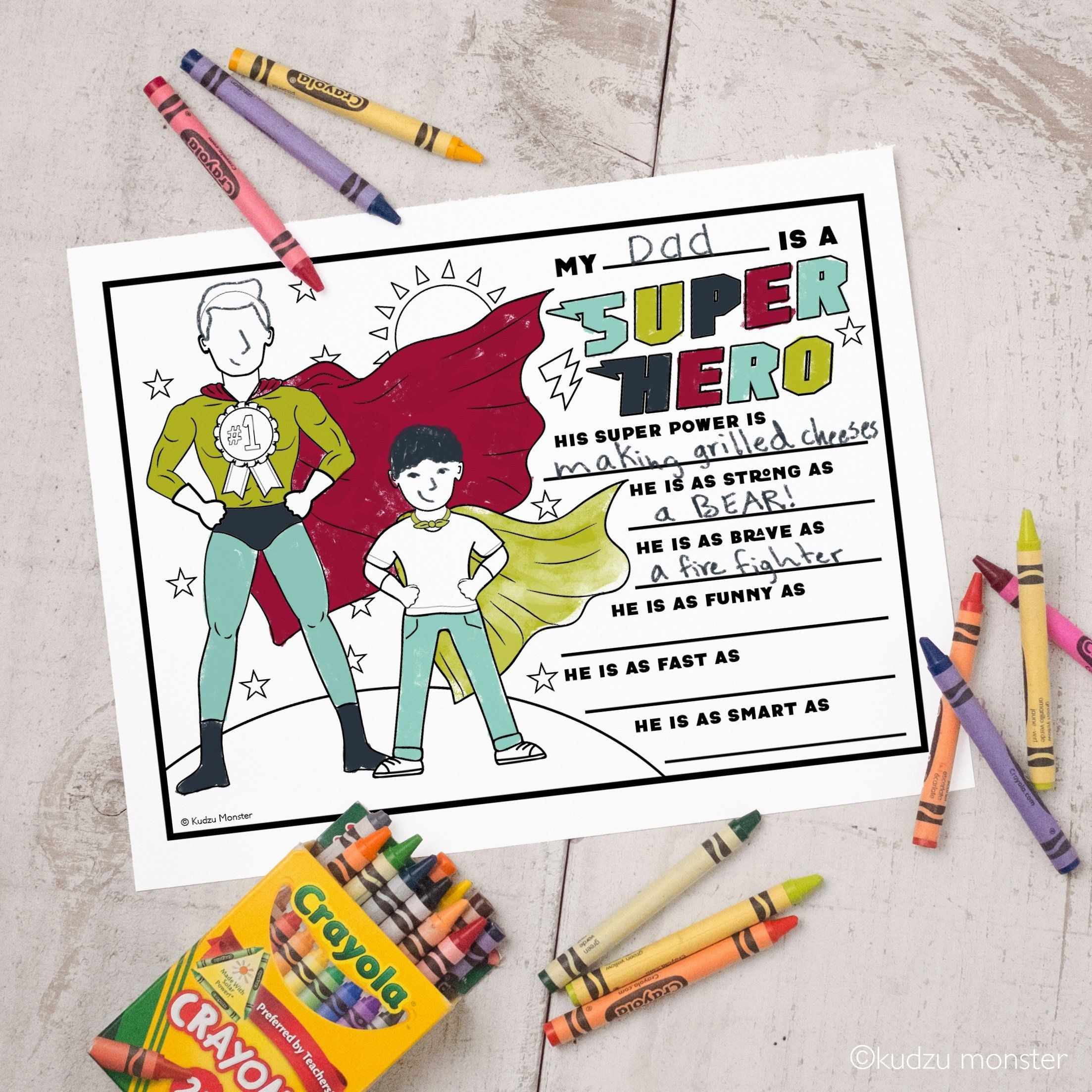 Fathers Day Coloring Cards Fresh Father S Day Cards