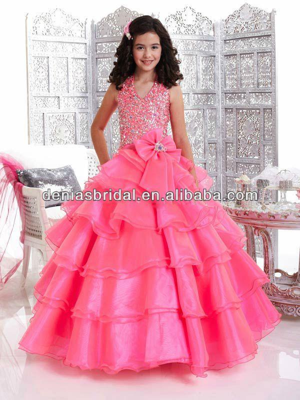 Vestidos de fiesta para damas y niñas: Vestidos de niñas y niños que ...