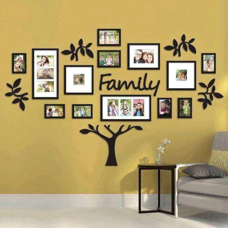 Pin by Viviana Ortega on decoracion | Pinterest | Gallery wall ...