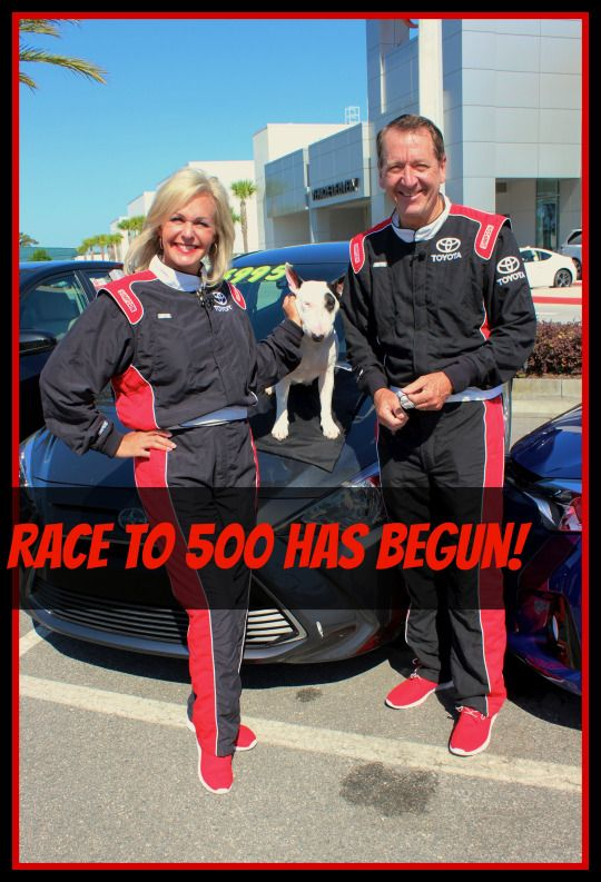 Attractive The Race Is On At Our North Charlotte Toyota Dealership! We Have Made It  Our Goal To Sell 500 Cars By This Memorial Day! Have You Been Looking For A  New ...