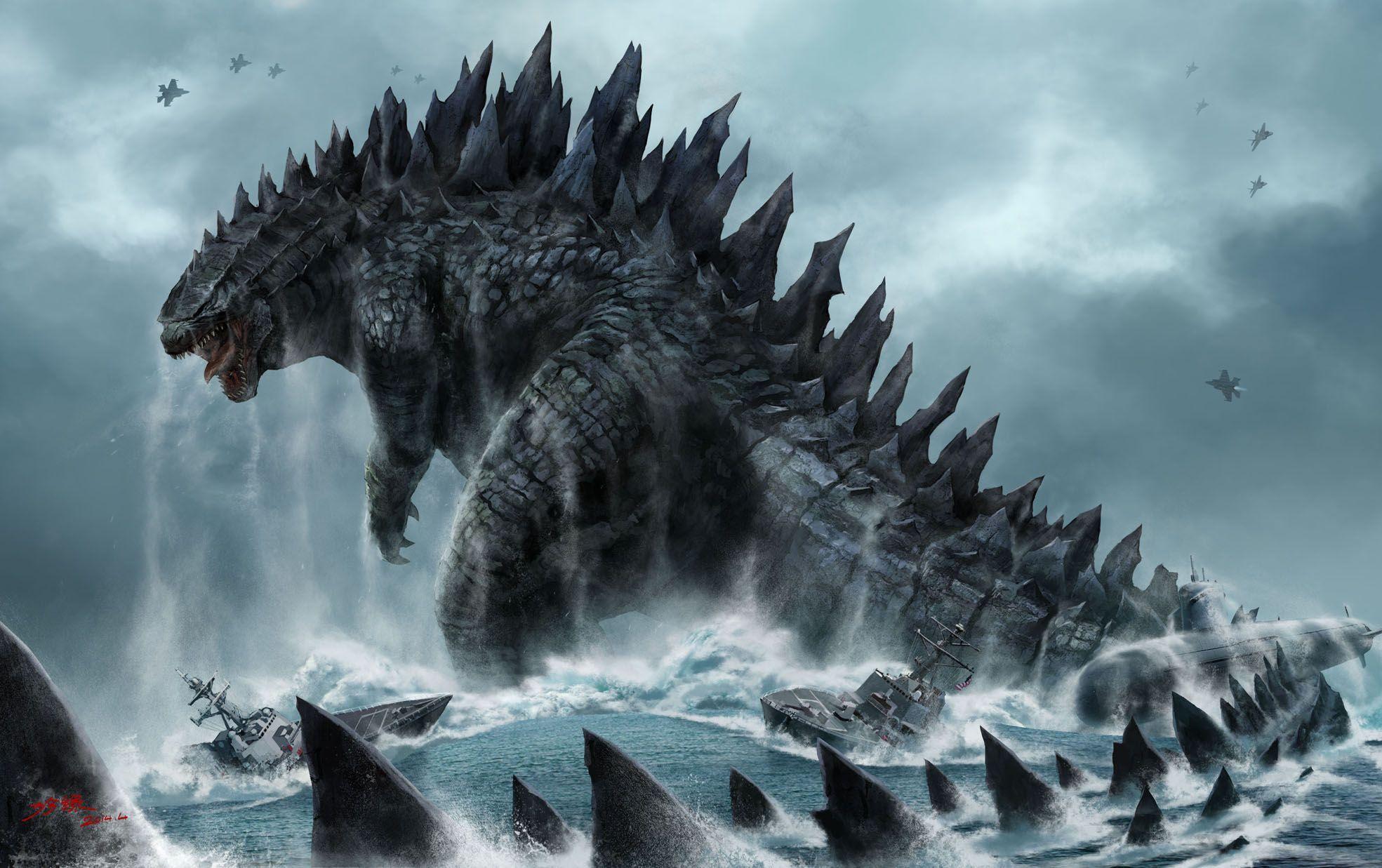 Imgur Godzilla Wallpaper Godzilla 2014 Movie Godzilla 2014