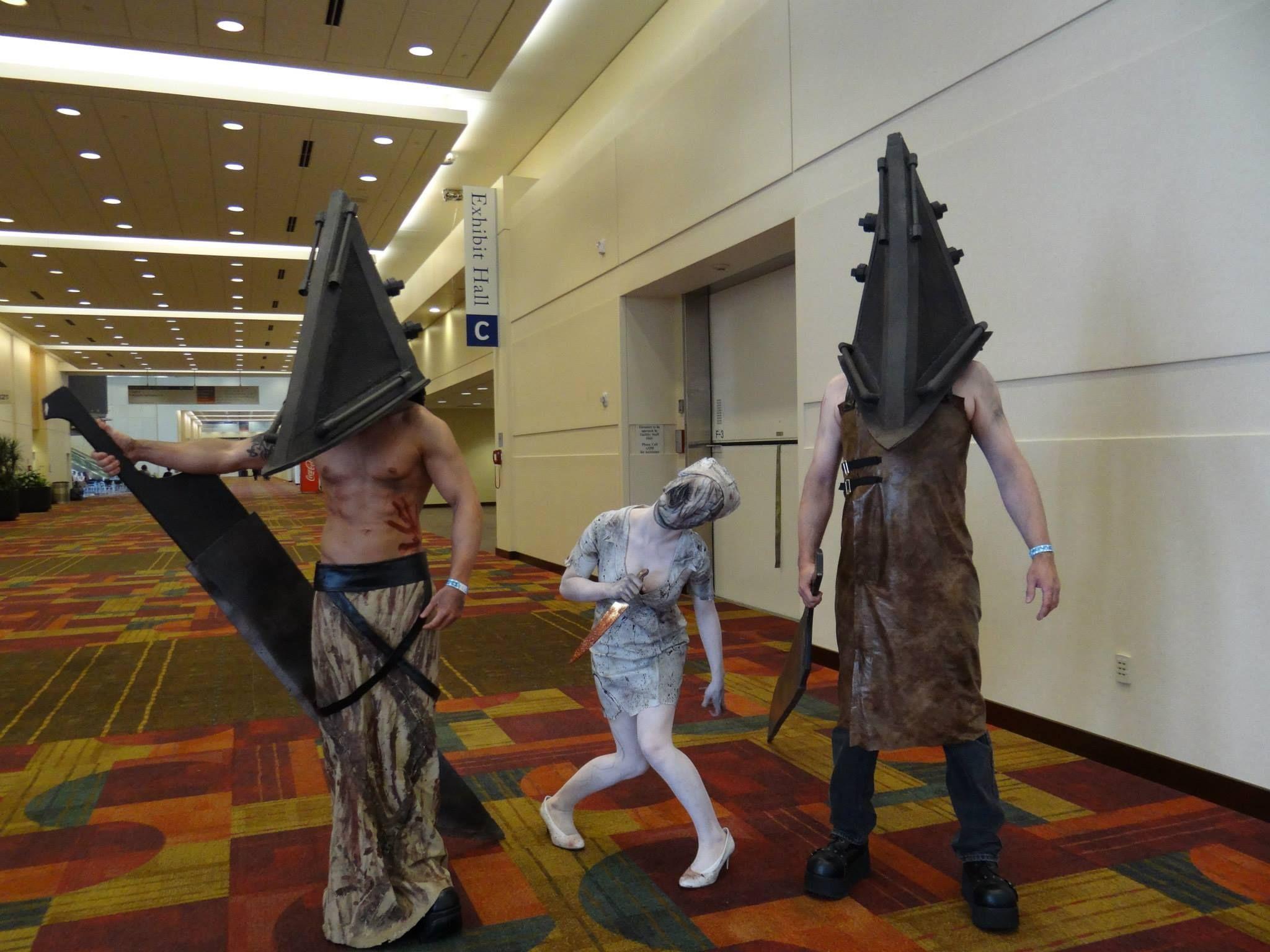 pyramid head cosplay - Buscar con Google | cosplay ...
