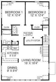 Attic Apartment Floor Plans 12 X 30 Google Search Garage Apartment Floor Plans Apartment Floor Plans Garage Apartments