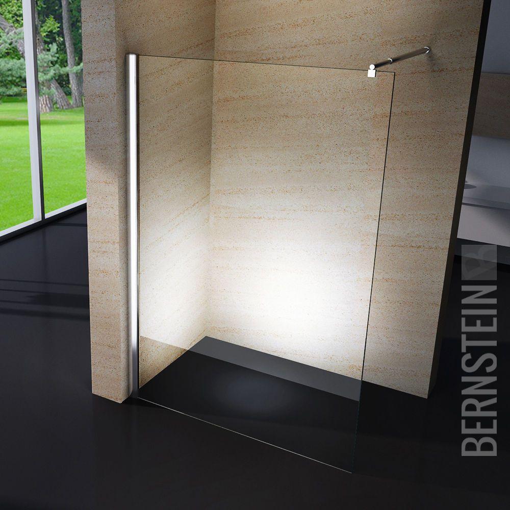 Details zu Walk In Dusche Duschabtrennung Duschwand