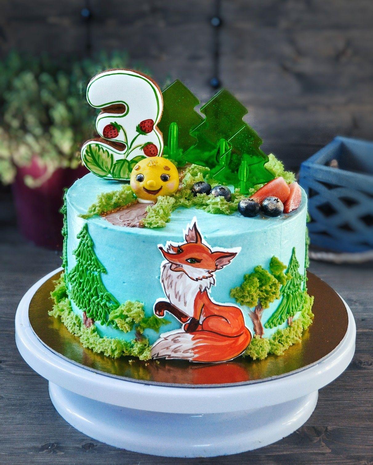 ней торт со сказочными персонажами своими руками фото больше размер