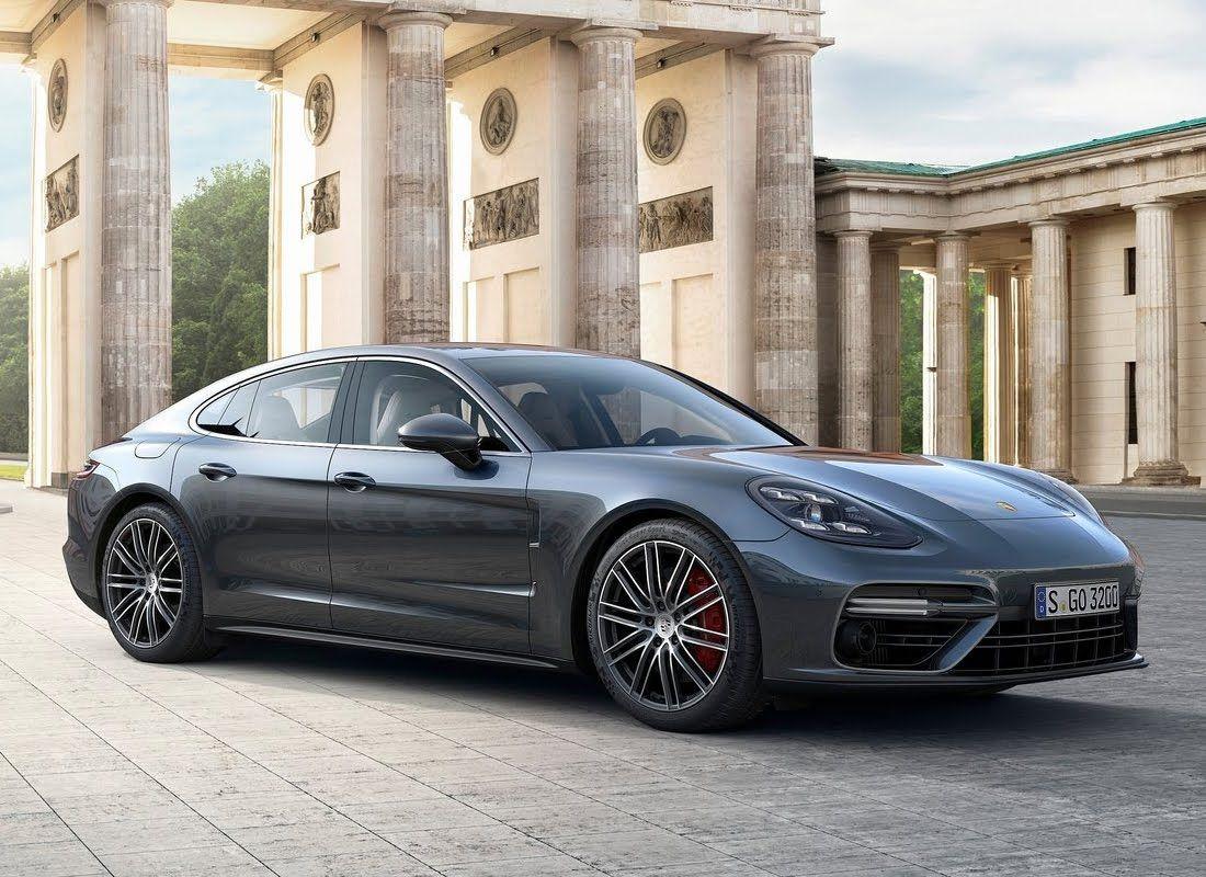 2017 Porsche Panamera Tanıtıldı