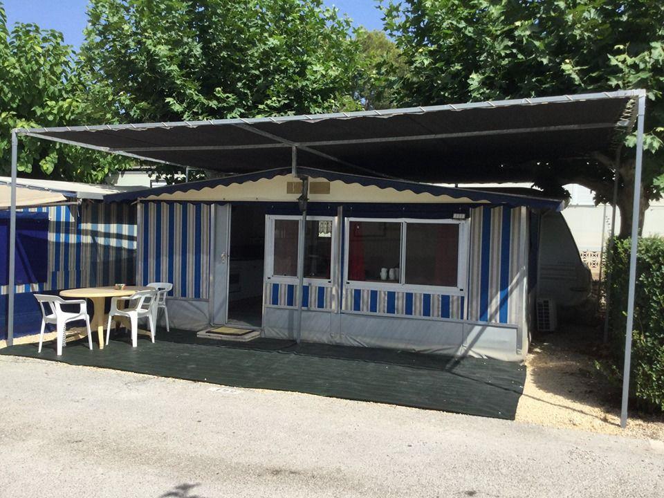 Tabbert Caravan & Awning For Sale On Camping Arena Blanca ...