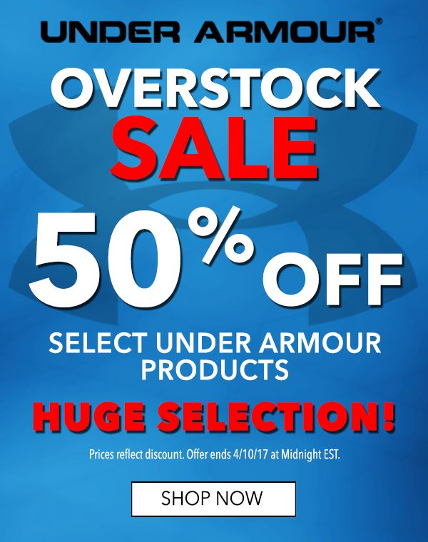 cheapest place to buy under armour