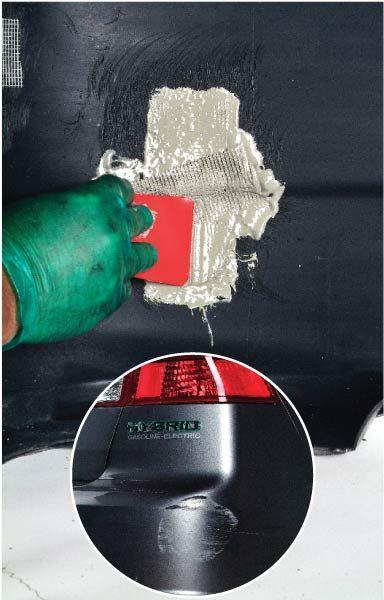 Plastic Bumper Repair Kit >> Plastic Bumper Repair How To Fix Car Bumper Scratches