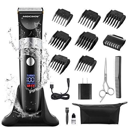 Hair Clippers For Men Migicshow Cordless Hair Trimmer Sale Luxury Mens Grooming Shop Luxclout Com In 2020 Hair Clippers Hair Trimmer Beard Trimming