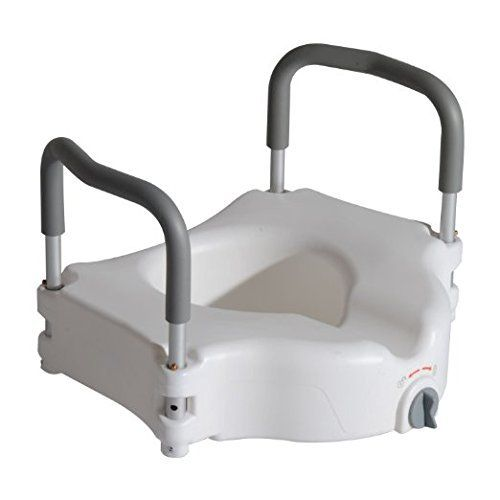 Fabulous Drive Medical Elevated Raised Toilet Seat With Removable Pdpeps Interior Chair Design Pdpepsorg