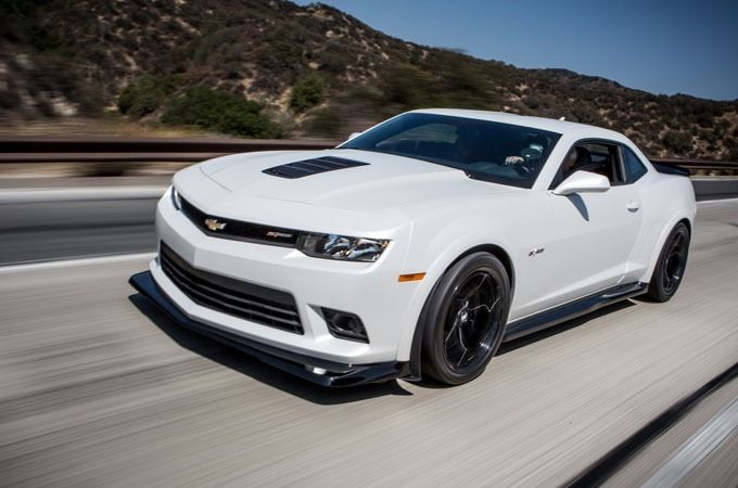 The Chevrolet Camaro Z 28 Is Billed As The Fastest Street Legal