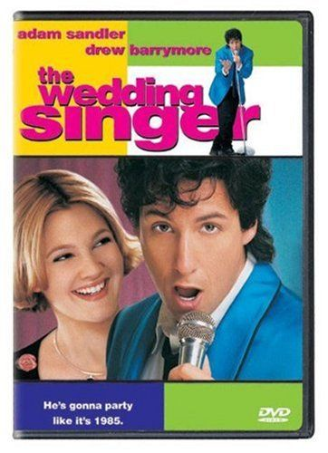 The Wedding Singer One Of The Best Soundtracks Ever The Wedding Singer Wedding Singer Movie Wedding Movies