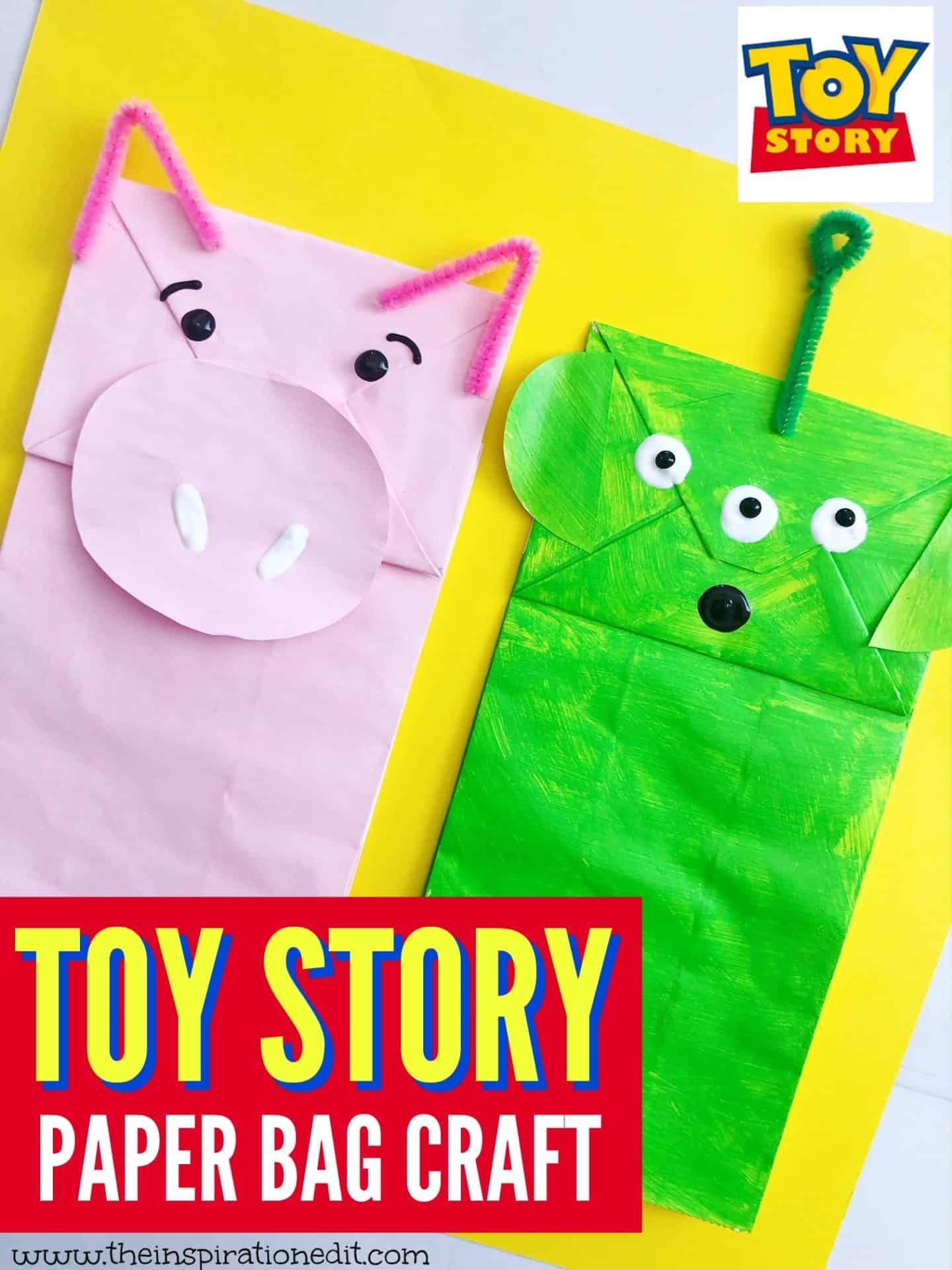 Toy Story Crafts Perfect For Birthdays